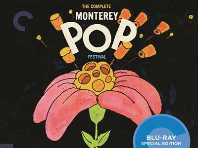 Review :: Monterey Pop