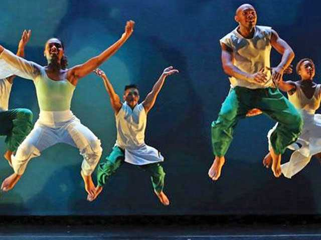 Evidence, Choreographer Ron  K. Brown's Company, Tours with Mix of New and Old