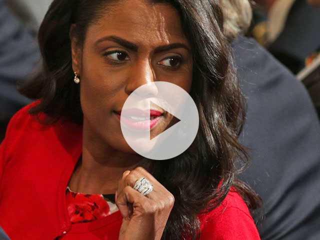 Watch: 'Bye Girl!' Omarosa Gets Hilarious Send-Off on CNN