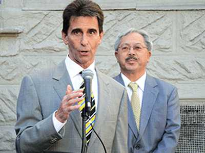 Out Pol Mark Leno to Run for SF Mayor in June