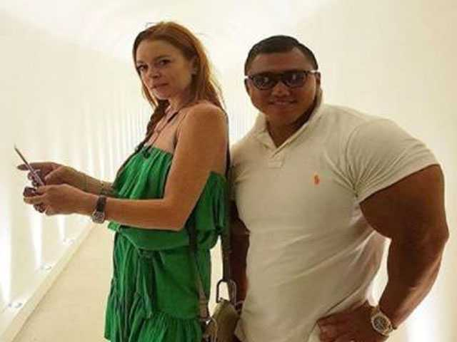 PopUps: Bodybuilder Billionaire 'Korean Hulk' Discusses Friendship with Lindsay Lohan