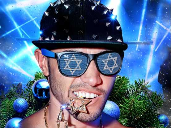 HeBro Announces 11th Annual Christmas Eve Jewbilee in NYC