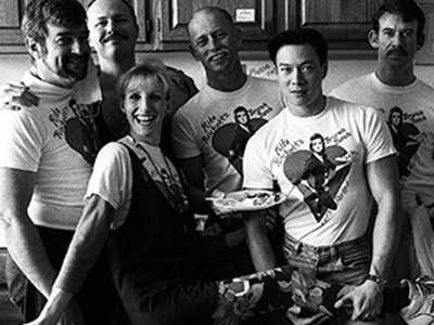 BARchive :: How the Holidays Kept Hope Alive in the Midst of AIDS