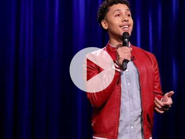 Watch: Queer Stand-Up Comic Jaboukie Young-White Appears on 'Tonight Show'