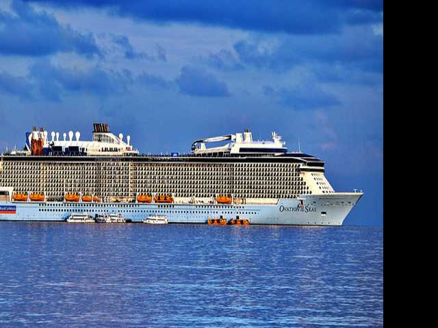 More Than 200 People Sickened Onboard Ovation of the Seas Cruise