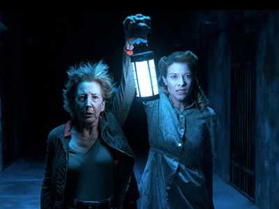 Review :: Insidious: The Last Key