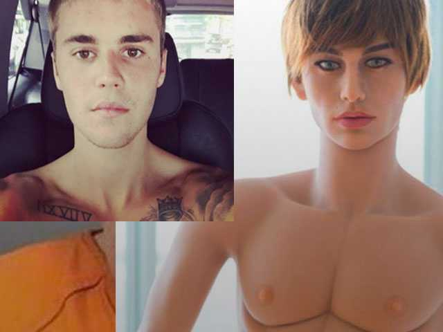 PopUps: You Can Now Purchase a (Non-Official) Bieber Lookalike Sex Doll