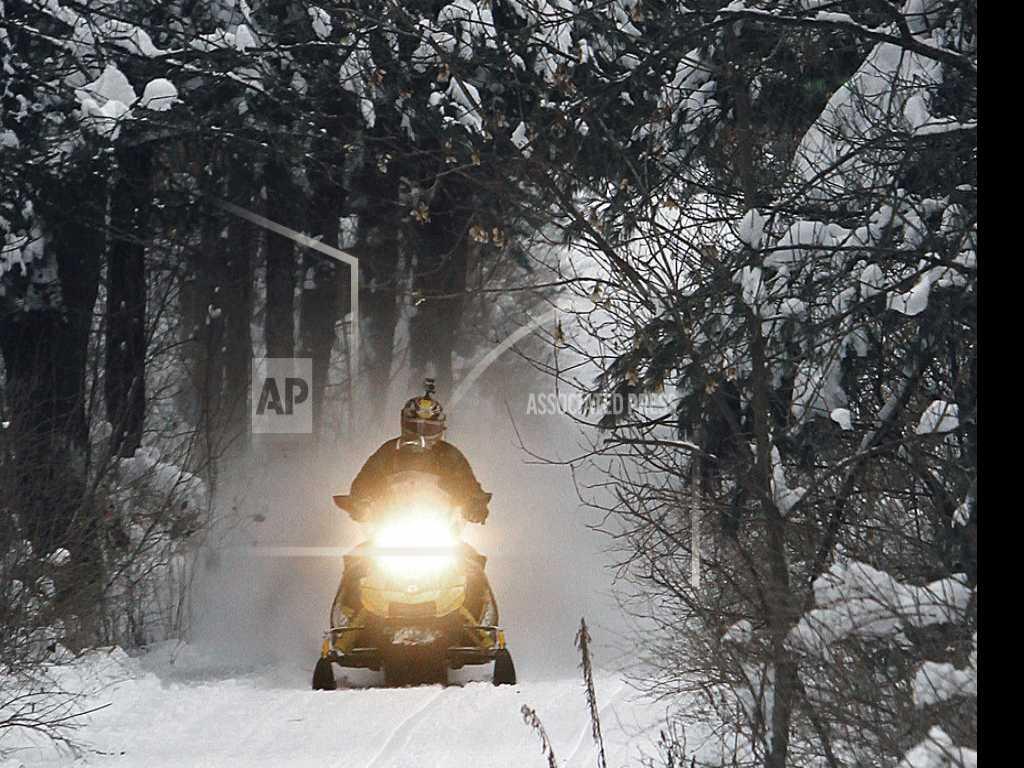 Snowmobile Season Off to a Good Start