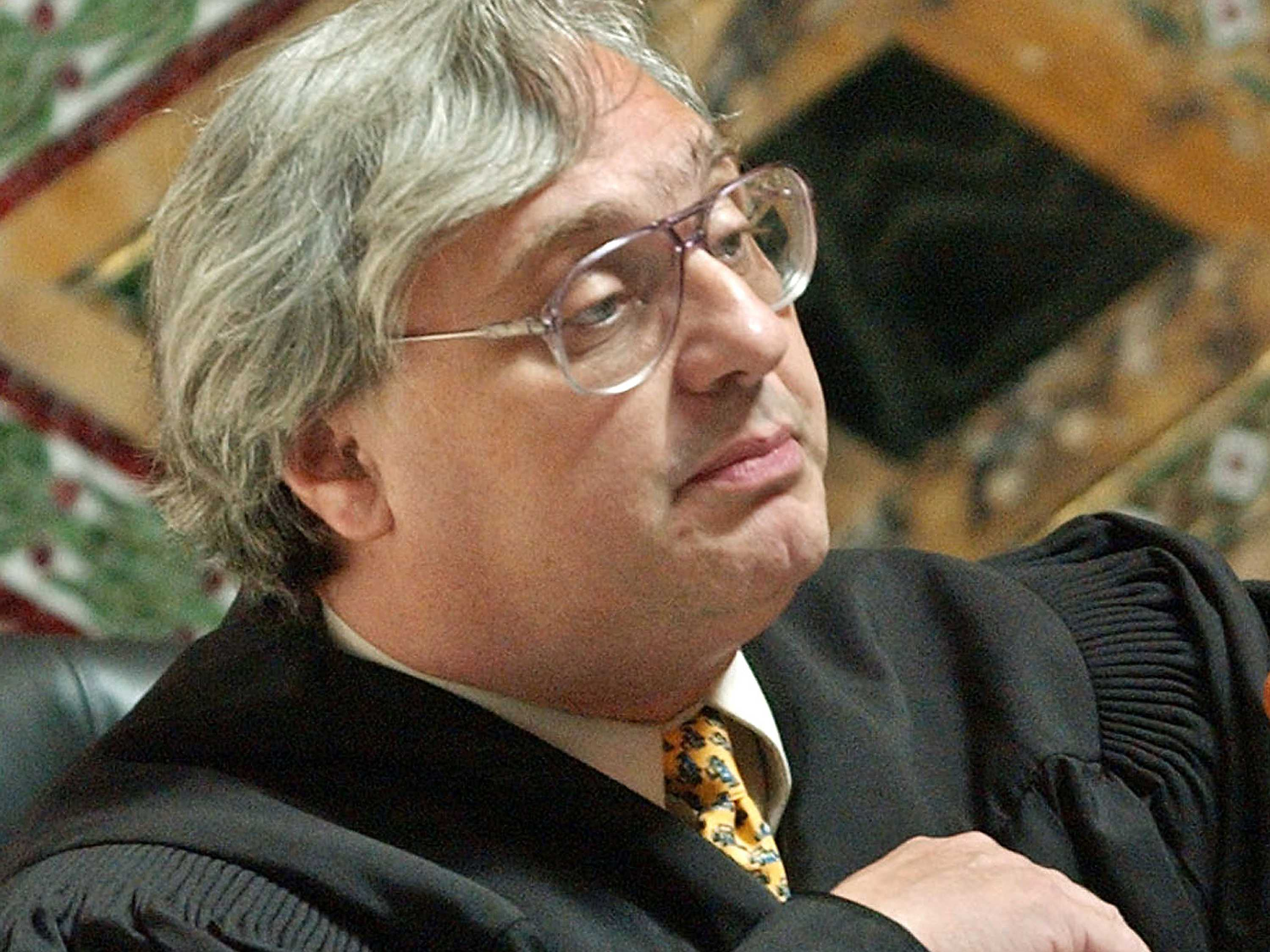 US Judge Steps Down After Accusations of Sexual Misconduct