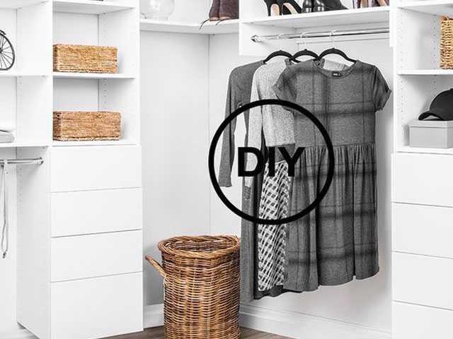 Modular Closets Help You Organize for the Holidays