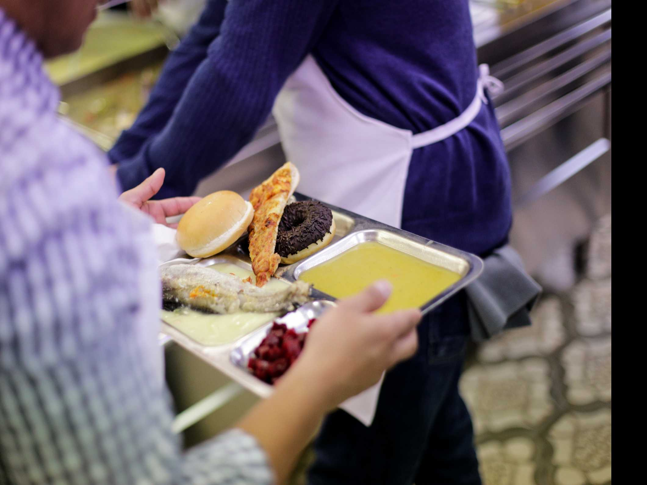 AC Convention Center Cooks Xmas Dinner for 1,800