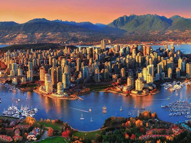 Seven Gay Wonders of the World 2018: Vancouver