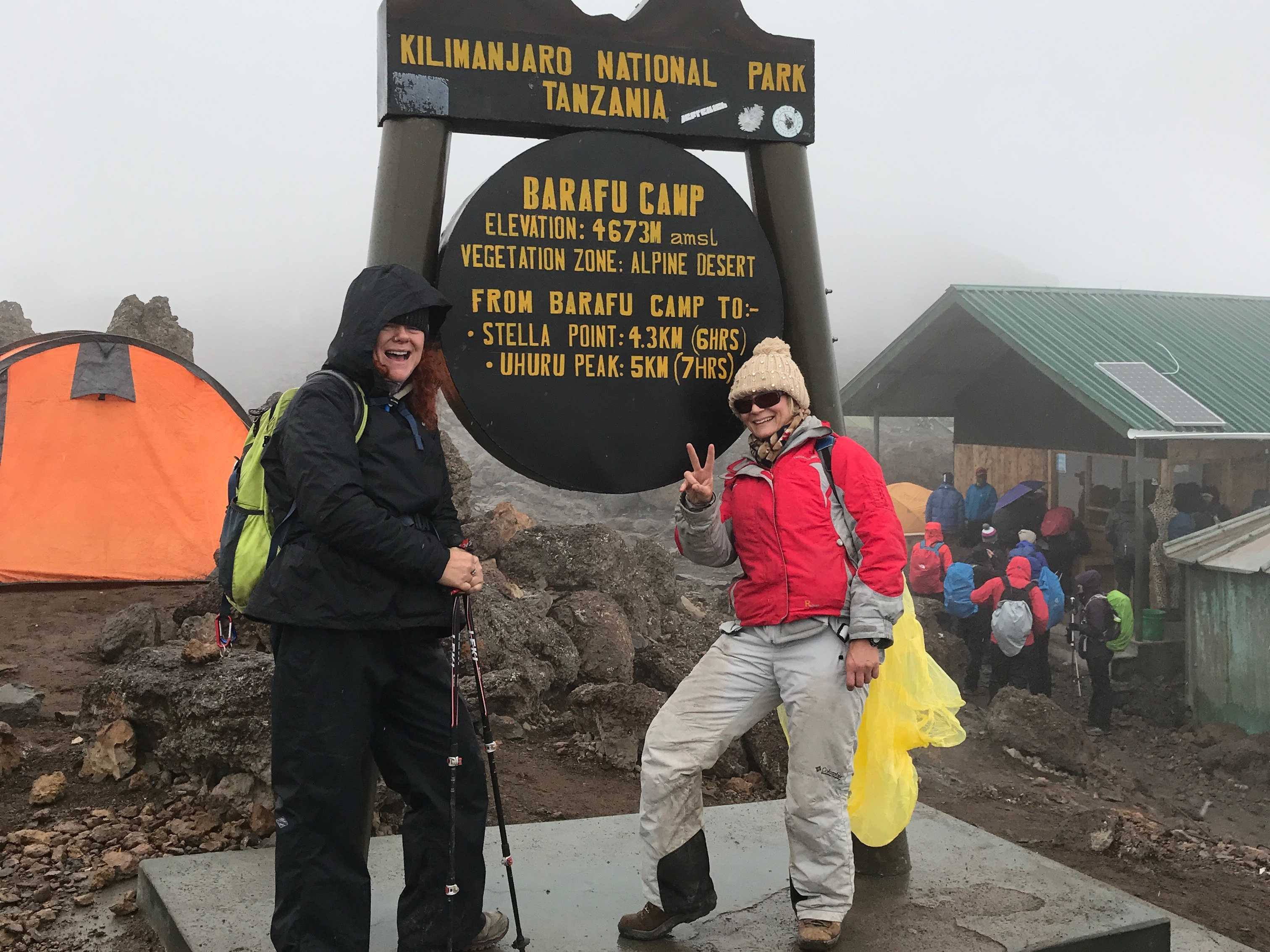 On Top of the World: Climbing Kilimanjaro