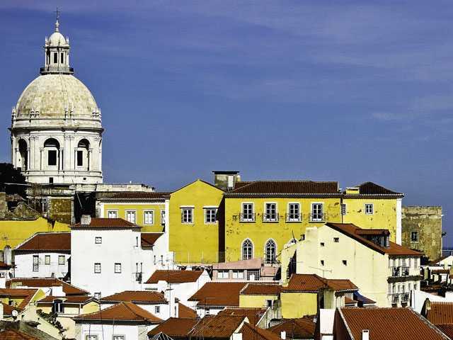 Seven Gay Wonders of the World 2018: Lisbon