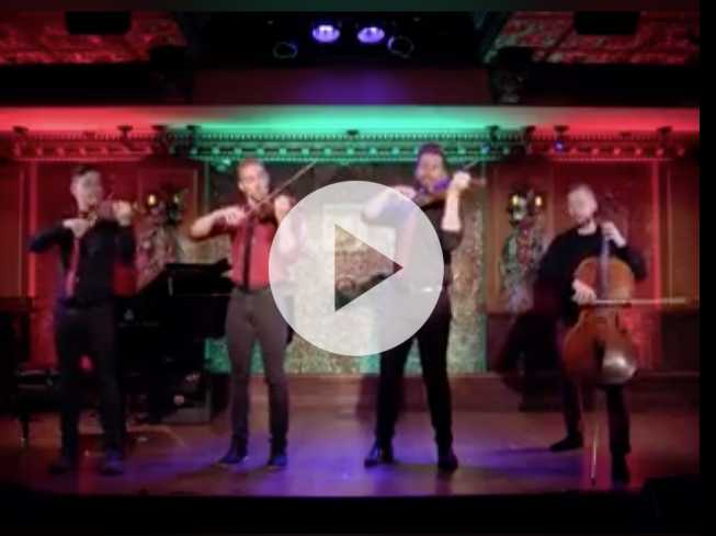Watch: Well-Strung Asks 'What Are You Doing New Year's Eve?'