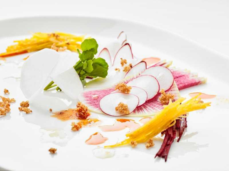 Recipe: Vegetable Carpaccio
