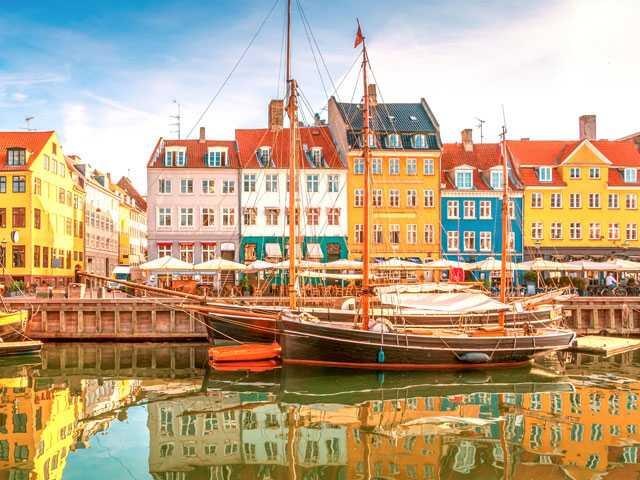 Seven Gay Wonders of the World 2018: Copenhagen