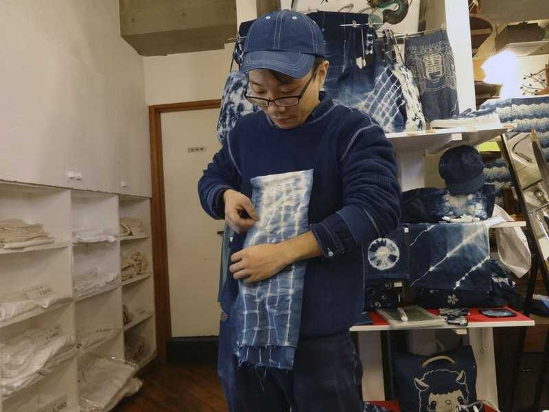 Beginners Take Heart: Indigo Dyeing Makes Everyone Look Good