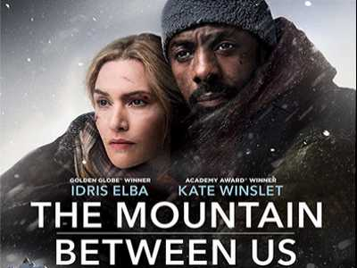 Review :: The Mountain Between Us