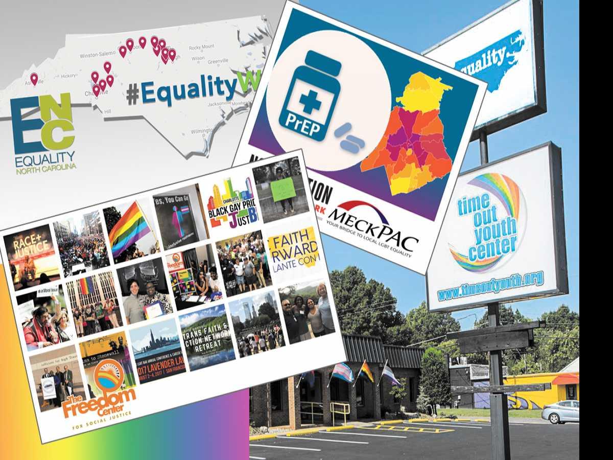 Charlotte LGBTQ Organizations on the Move
