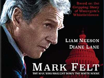 Review :: Mark Felt: The Man Who Brought Down the White House