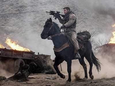 Review :: 12 Strong