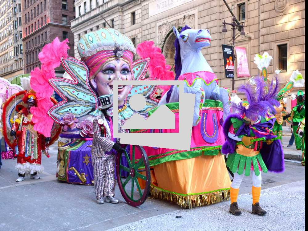 Mummers Parade :: January 1, 2018