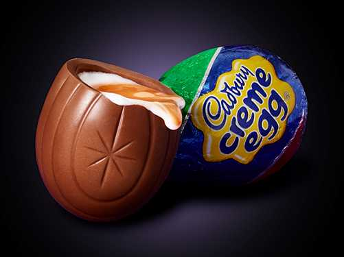 Easter Hunt is On: Cadbury Makes Batch of White Creme Eggs