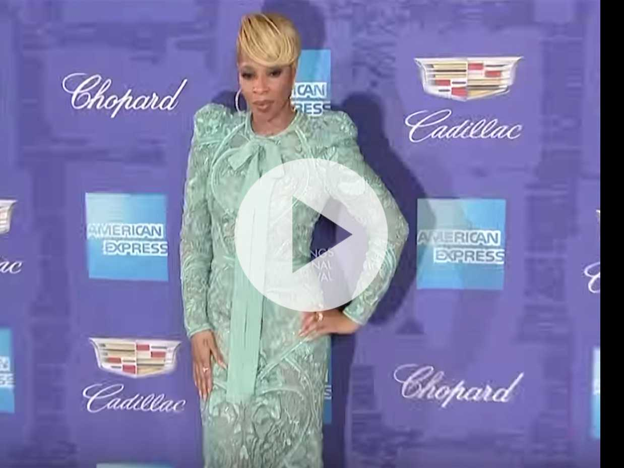 Watch: Red Carpet Fashion at Palm Springs Int. Film Festival