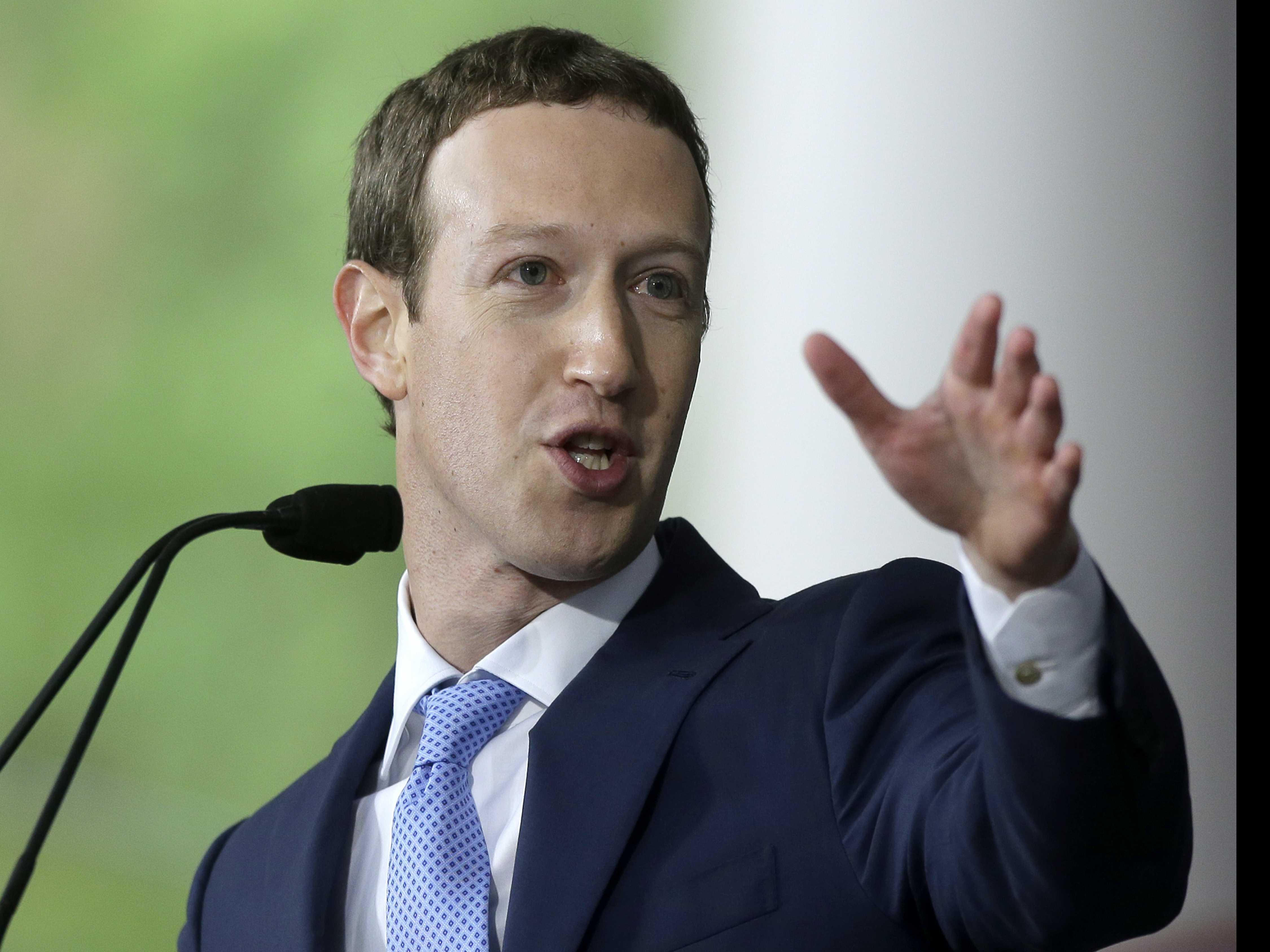 Zuckerberg's 2018 Challenge: Fix Facebook