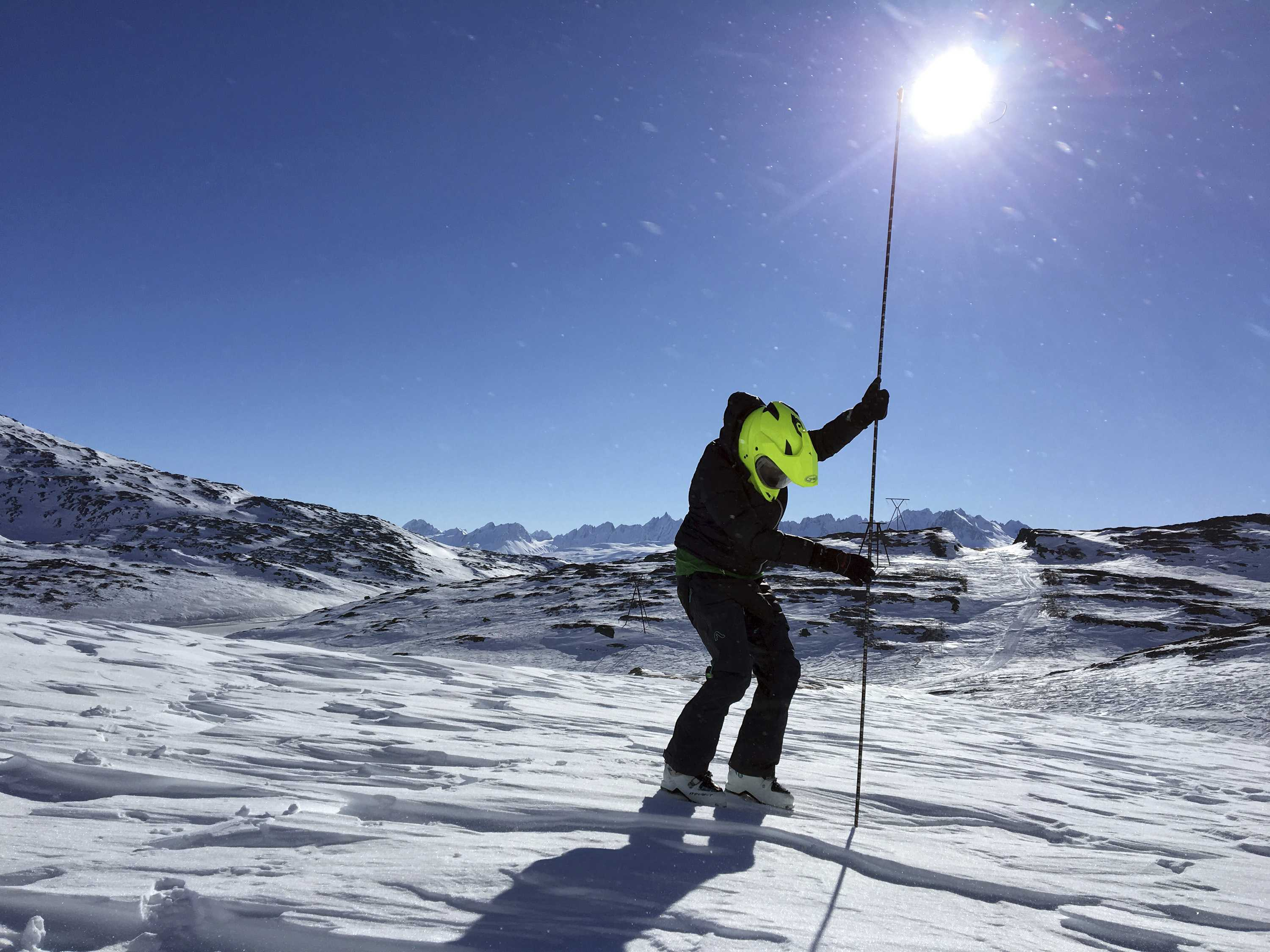 Attention Backcountry Skiers: Scientists Want Your Help