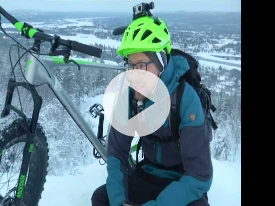In Finland Exploring Mountain Biking A New Way