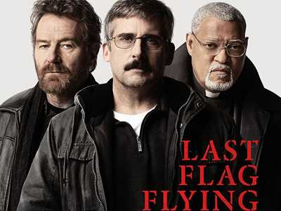 Review :: Last Flag Flying