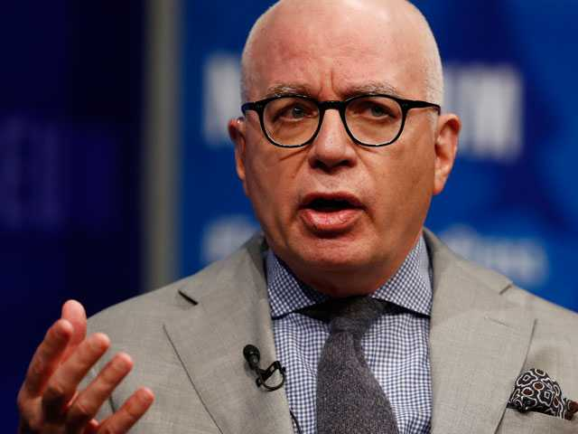 Wolff: 'In Every Way Comfortable' with Trump Book