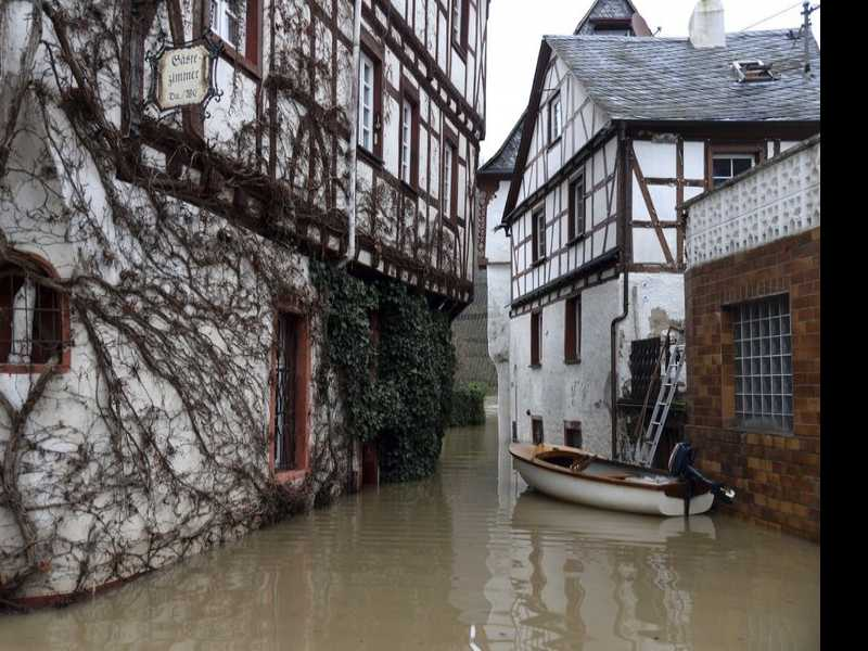 Germany: Flooding Prompts New Shipping Restrictions on Rhine