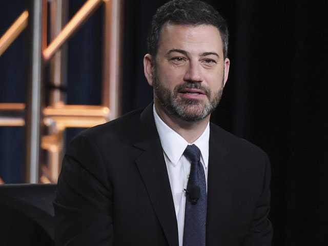 Kimmel Sees Seth Meyers as 'Litmus Test' for Oscars Host