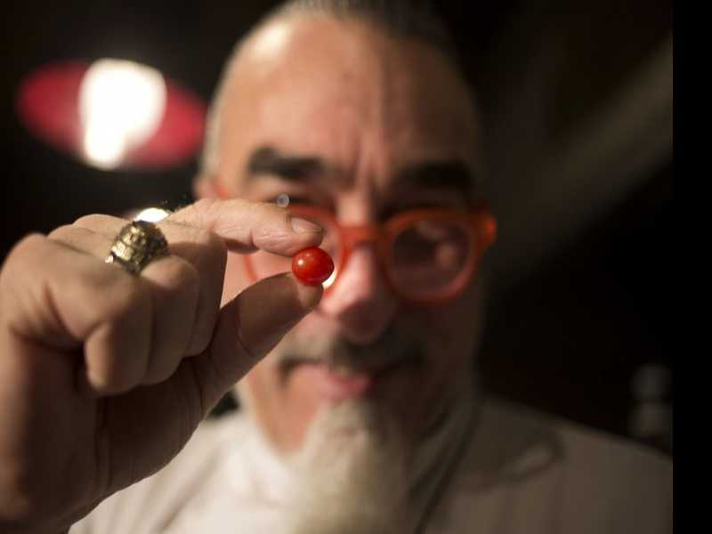 Tiny Tomatoes: Israel's New Food Craze