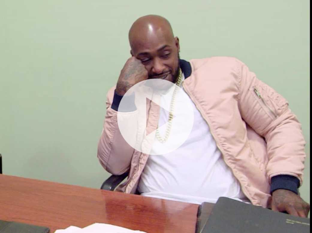 'Black Ink Crew''s Cease is Shocked at STD Screening