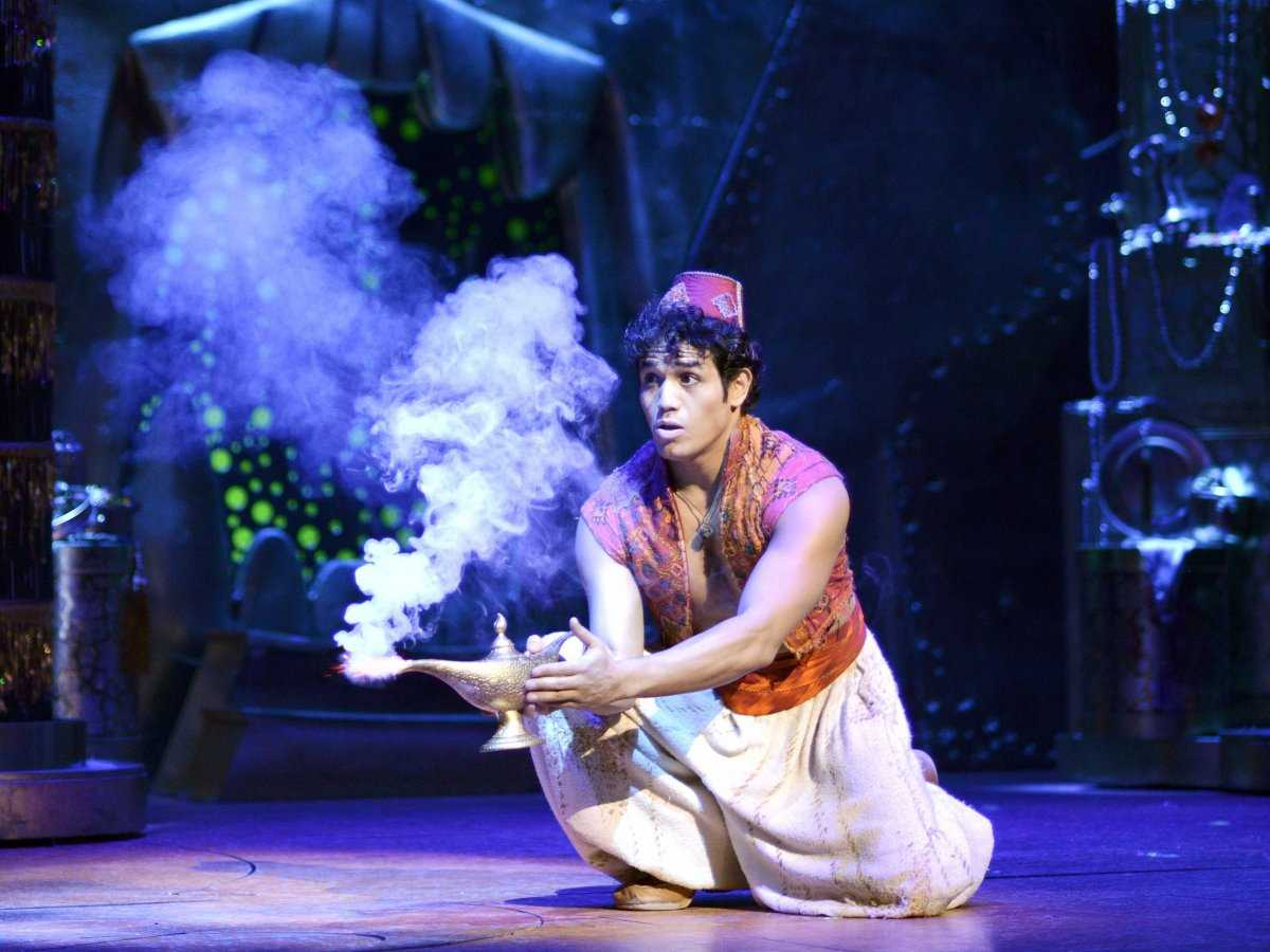 Review :: Disney's Aladdin