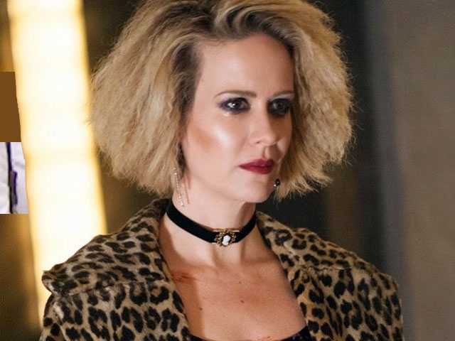 PopUps: Sarah Paulson Will Wear 'Dental Appliances' on 'American Horror Story'