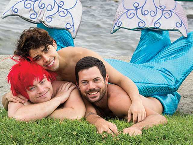 Catch 'The Menopausal Mermaid' at Club Café