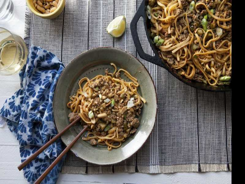 Recipe: Dan Dan Noodles