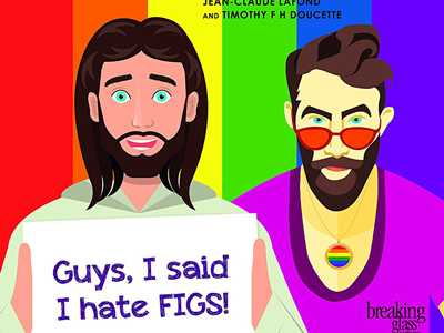 Jesus Meets the Gay Man