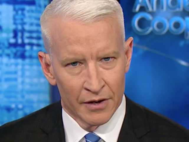 Watch: Tearful Cooper Claps Back After Trump's Haiti Diss