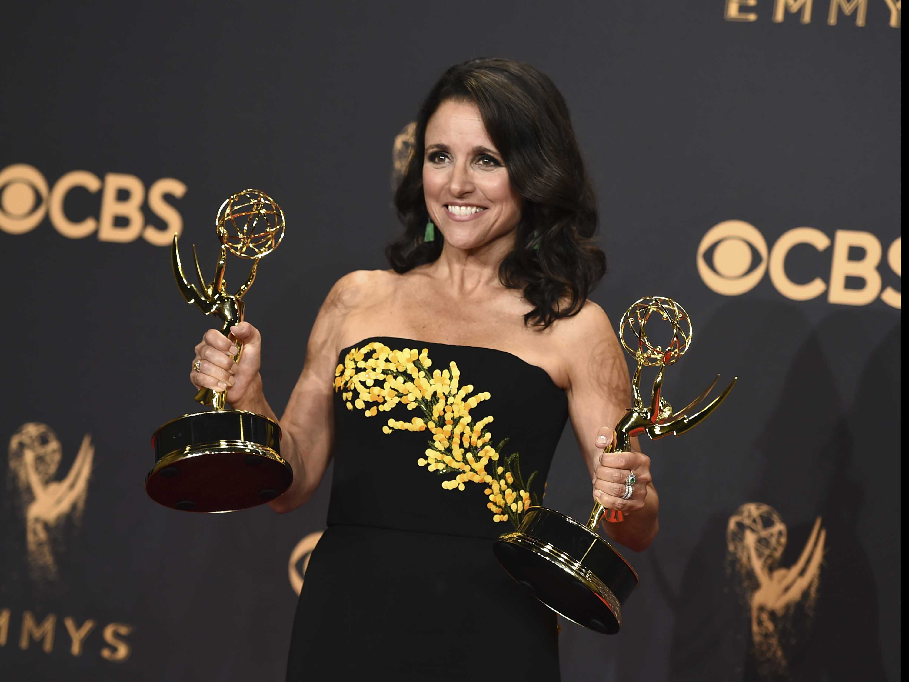 Watch: Julia Louis-Dreyfus Marks Chemo End with 'Beat It' Video