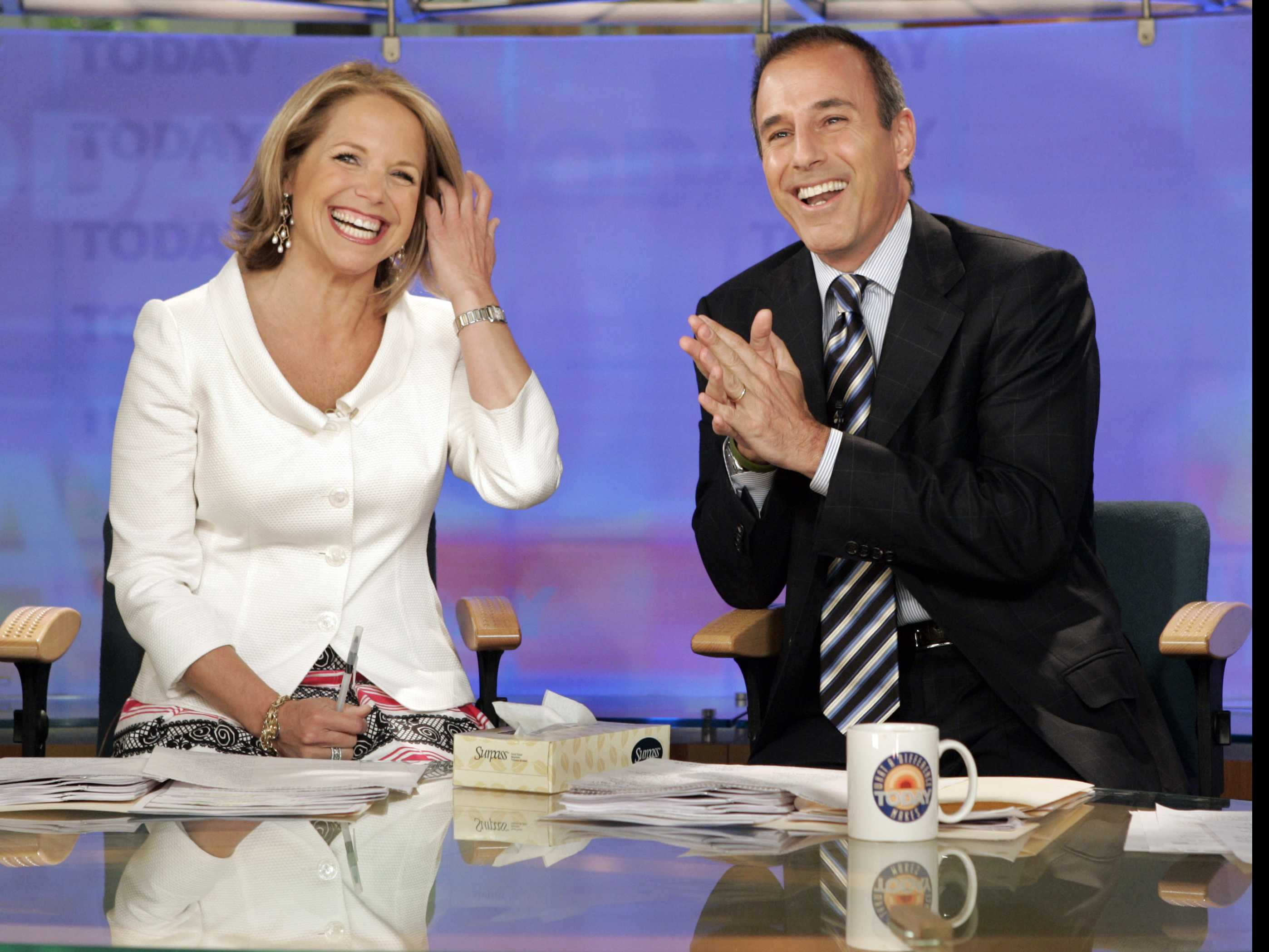 Katie Couric Breaks Silence on Matt Lauer: 'I Had No Idea'