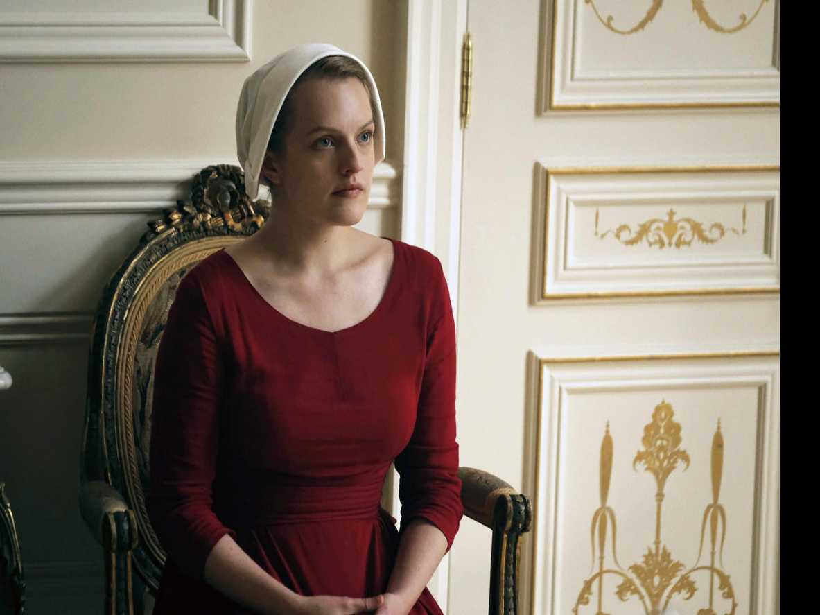 Offred is on the Run as 'Handmaid's Tale' Returns in April