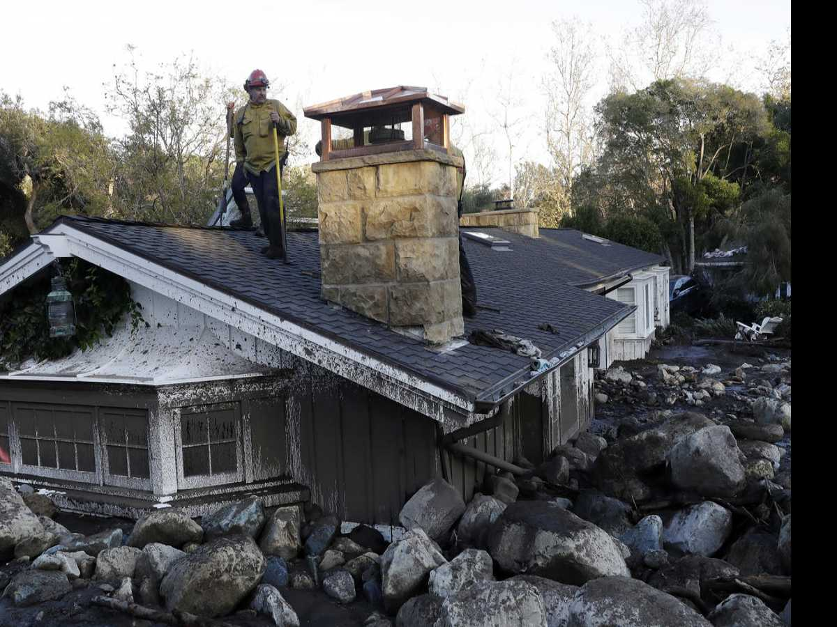 Residents Grieve and Commit to Rebuilding After Mudslides