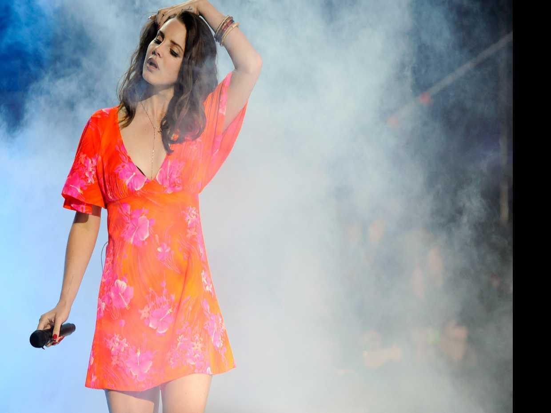 Review :: Lana Del Rey. TD Garden/Boston. January 13, 2018