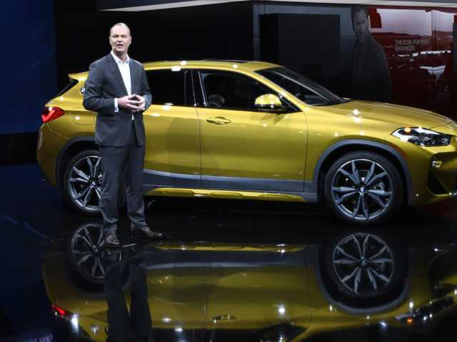 New Jetta, SUVs and Peek at Future Cars at Detroit Auto Show